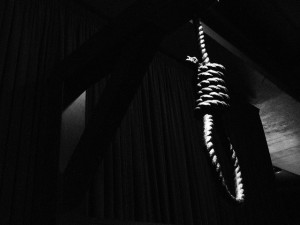 Image Source: Global Panorama, Flickr, Creative Commons Death Noose