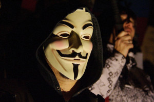 Image Source: Pirátská strana, Flickr, Creative Commons We are Anonymous. Expect us.