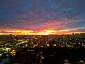 Image Source: Diego Torres Silvestre, Flickr, Creative Commons Today's Dawn Morning in Sao Paulo, Brazil.