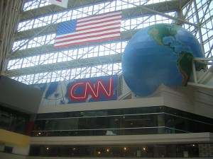 Image Source: tanjila ahmed, Flickr, Creative Commons cnn center