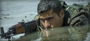 Image Source: Kurdishstruggle, Flickr, Creative Commons Kurdish YPG Fighter