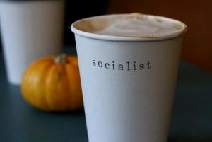 Image Source: matryosha, Flickr, Creative Commons socialist latte