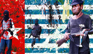 AK Rockefeller, Flickr, Creative Commons West Papua Freedom Fighters