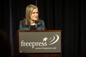 Amy Goodman — Keynote, National Conference for Media Reform 20