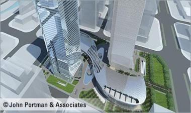The John Portman & Associates project