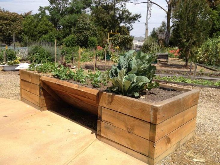 The Kooweerup Regional Health Service gardens have become a community focal point