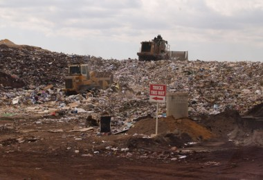 """Landfill """"mates' rates"""" could be impeding recycling efforts."""