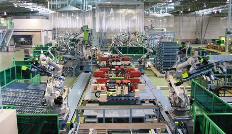 High-Tech Factory, Shizuoka, Sekisui House Ltd. Image: Karen Manley