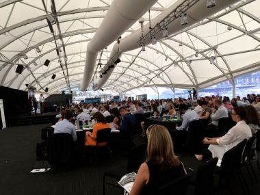 A big turnout for WorkTech2016