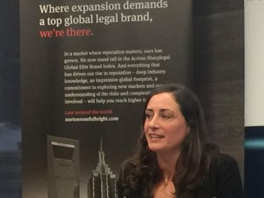 Bridget Boulle, head of market analysis at Climate Bonds Initiative