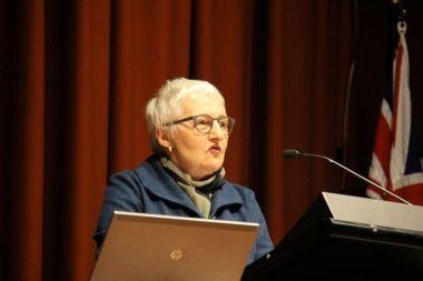 Professor Anna Yeatman
