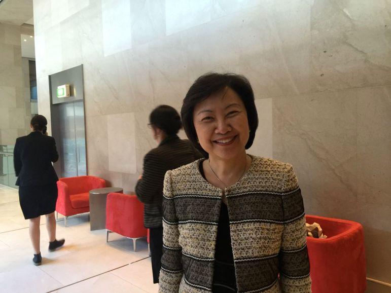 Dr Cheong Koon Hean