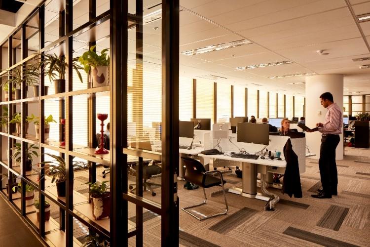 Inside 200 George Street