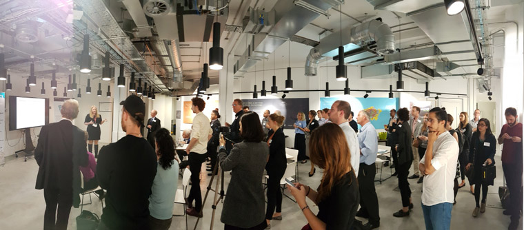The Circular Cities Hub launch