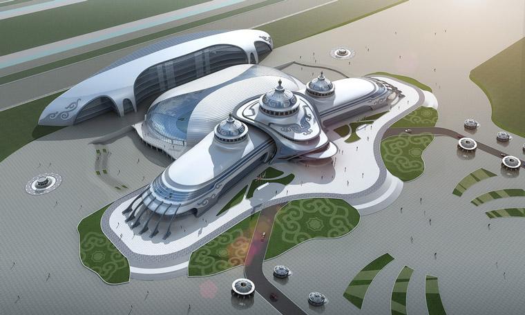 Inner Mongolia Ethnic Minorities Cultural Sports Center