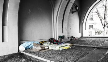 homeless, woolloomooloo