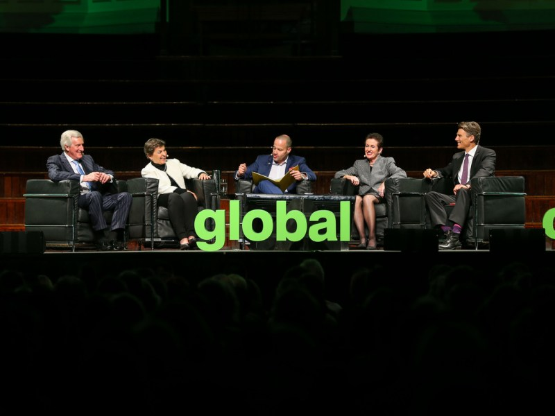 Town Hall, Sydney City of Sydney CityTalks: Cities taking the Lead.