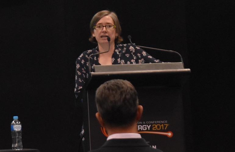 Kathryn Lucas-Healey all energy Australia 2017