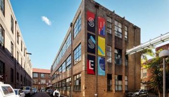 Sydney School of Entrepreneurship refurbishment exterior