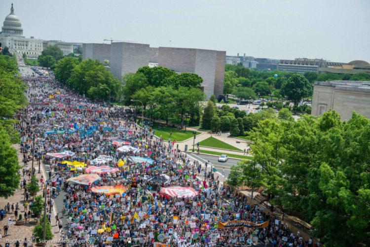 climate march Washington