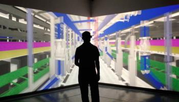virtual reality building