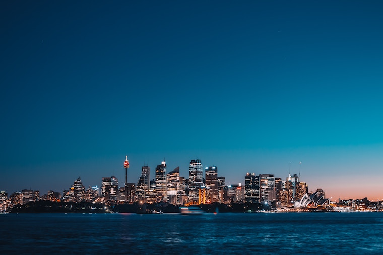 Sydney australia city