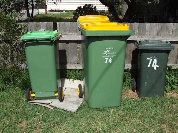 Melbourne recycling