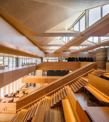 Monash L+T Building by Trevor Mein