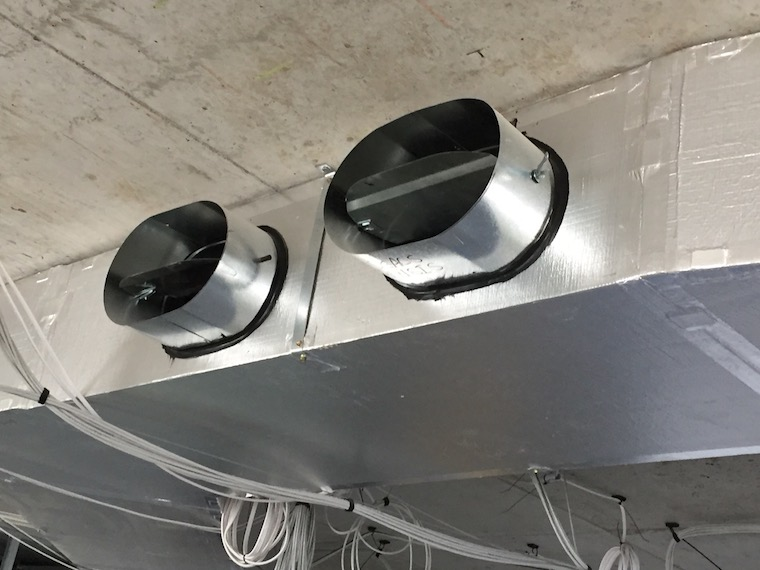 Kingspan kool duct
