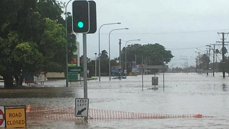 Queensland flood prefab construction