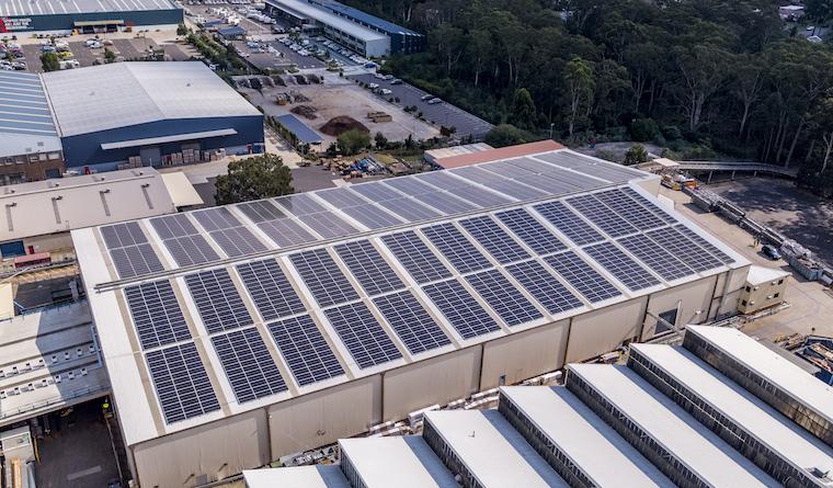Smart Commercial Solar