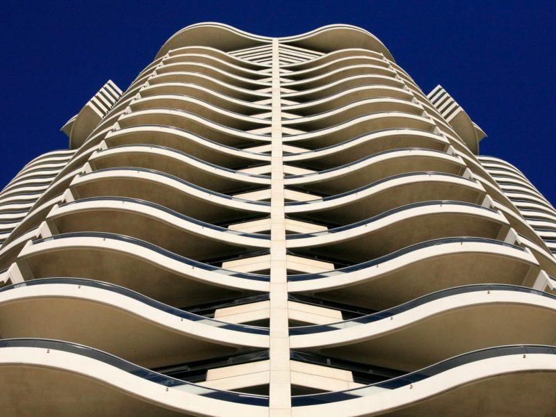 high-rise apartments Horizon Apartments, Sydney