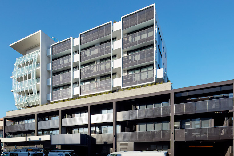 photovoltaic glass The General northcote