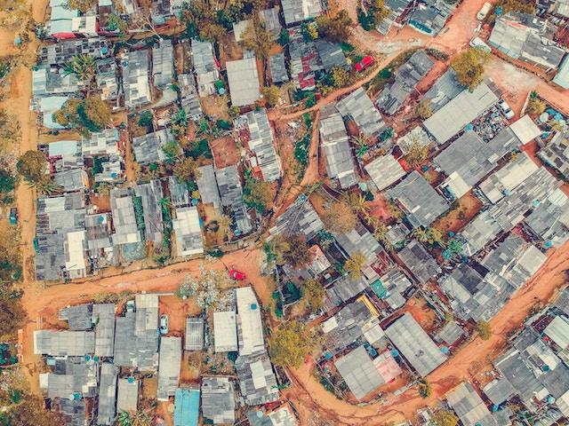 favela urban informality
