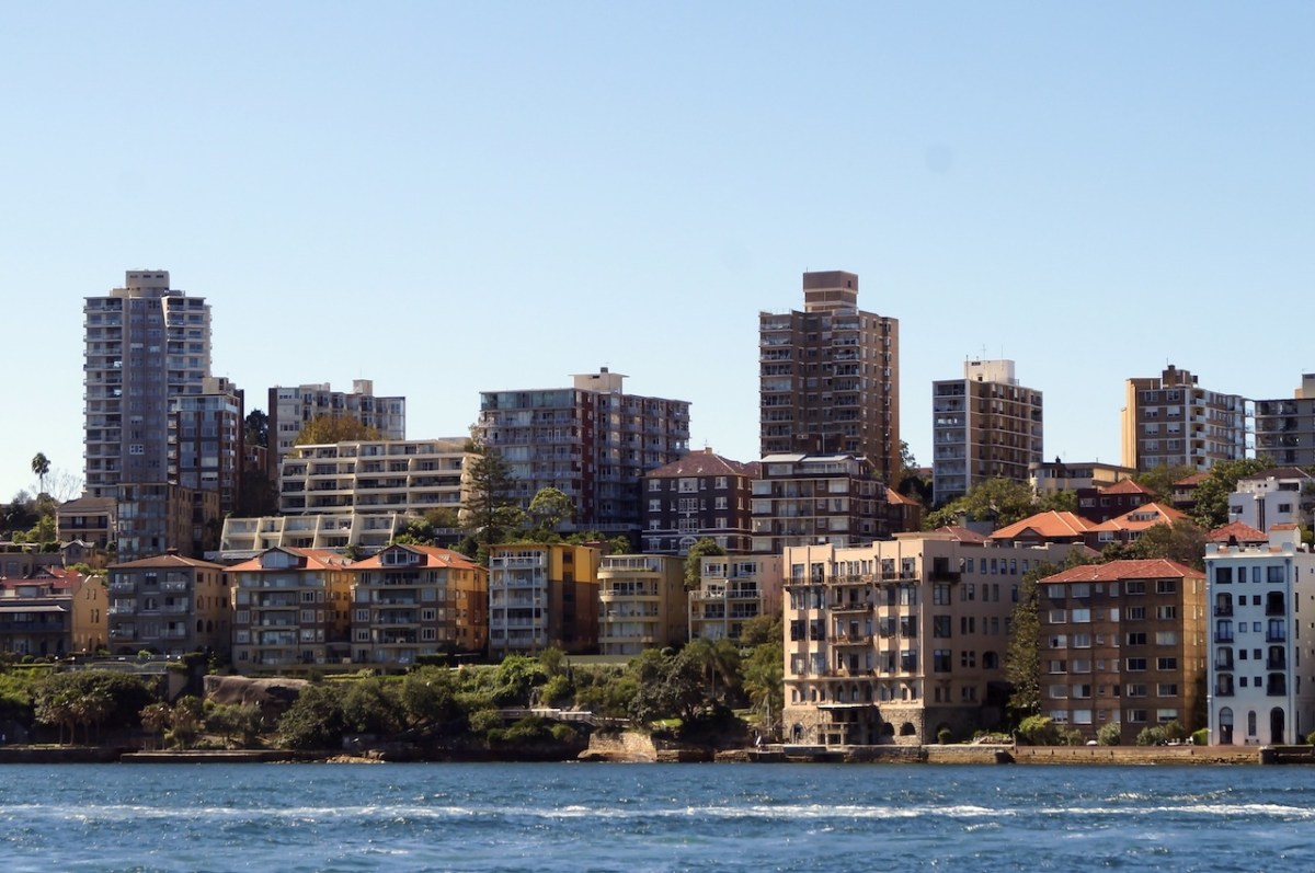 Sydney apartments gentle urbanism