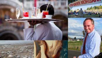 Oxygen files: EU plastics ban, farmers, ocean climate impacts, NT fracking, Canada's carbon tax