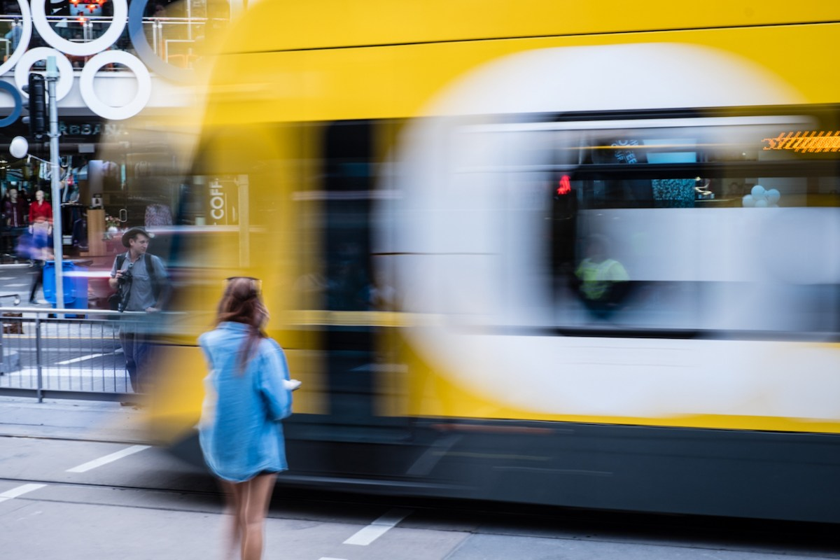 Public transport funding, now for the good news