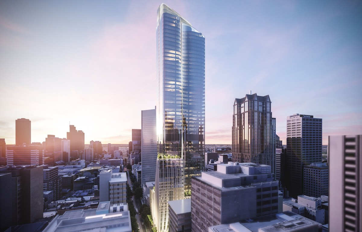 New $1 billion Cbus project in Melbourne will be a wellness oasis