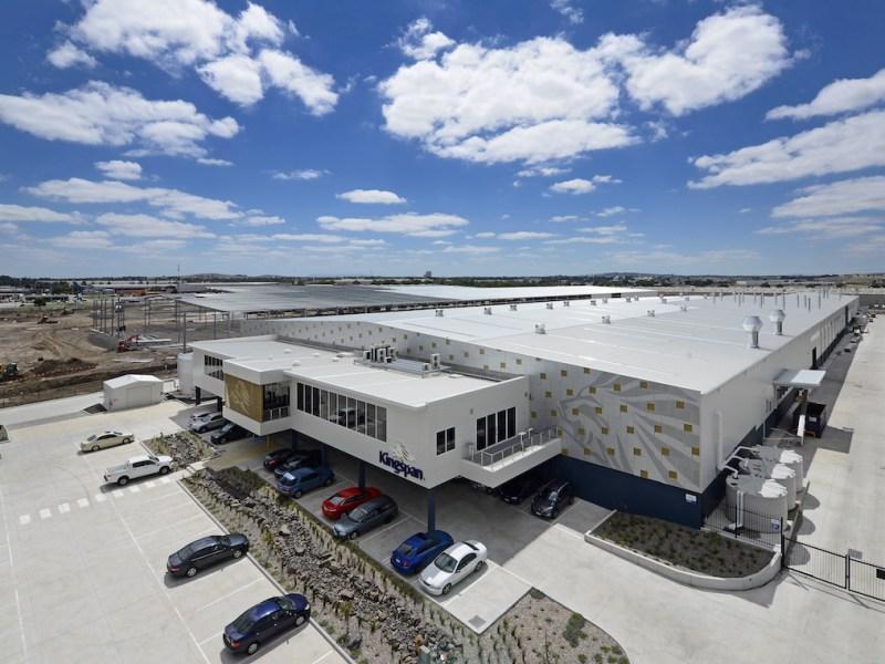 kingspan warehouse