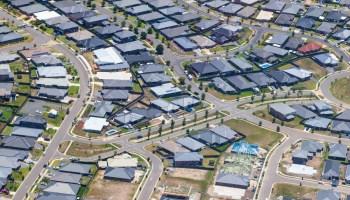 australian housing development