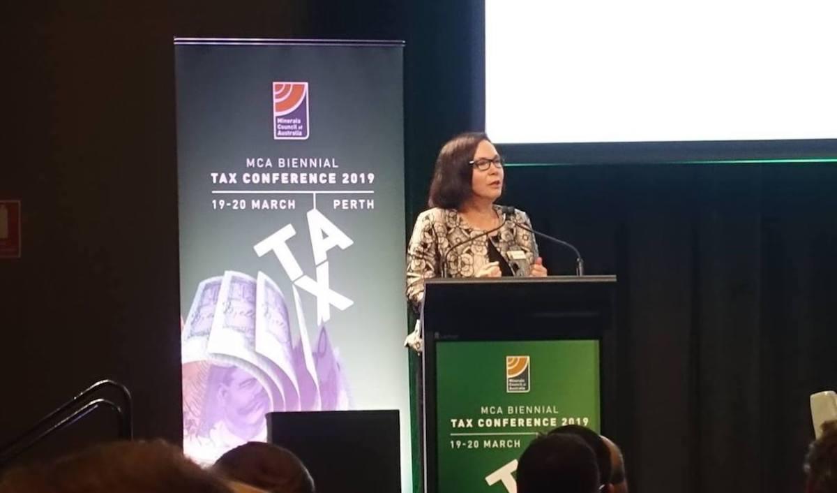 Tania Constable minerals council