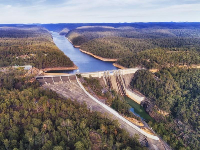 sydney dam