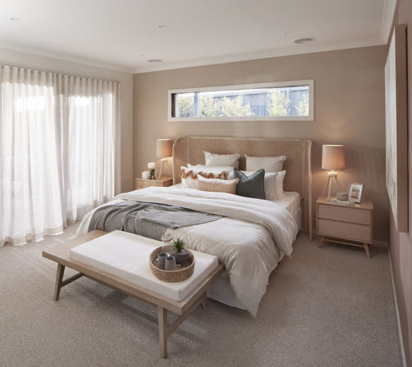 bedroom Metrico zero net Delta