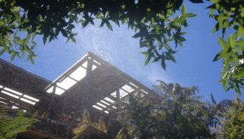 bushfire sprinkler