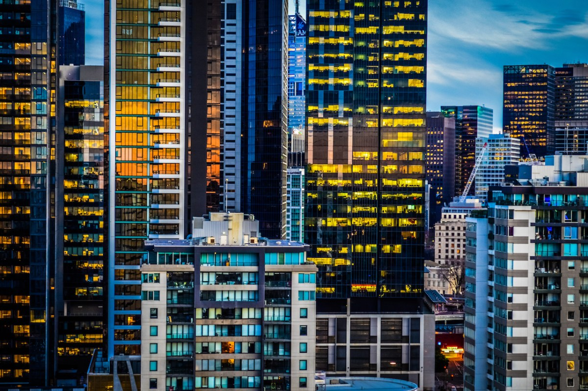 melbourne office builings