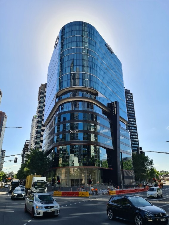 A new hotel sitting atop six storeys of commercial office space in Melbourne's CBD may not look that different from the neighbouring glass-encased development, but is in fact hailed one of the largest timber projects in the world.