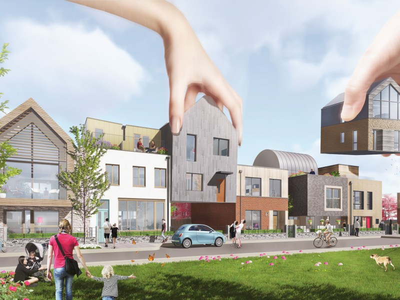 social housing competiti