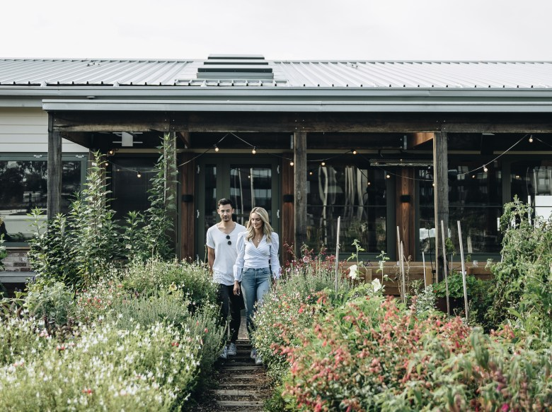Burwood Brickworks Garden. Image by Riley Chan