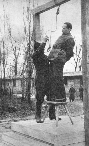Hanging Dorothea Binz