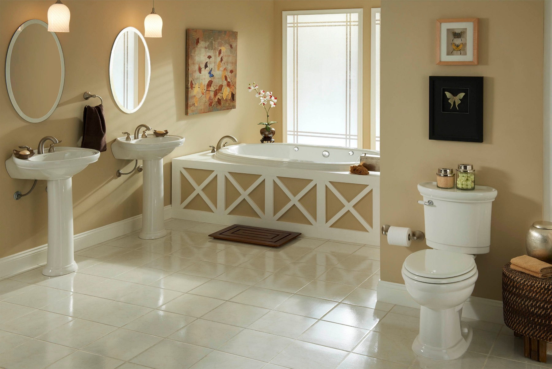 Ideas products for a primpperfect bathroom  Fifty Plus Life